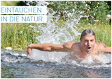 Tag des Swimming-Teiches