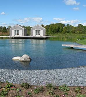 Der BIOTOP Swimming-Teich
