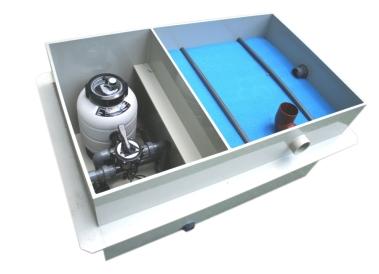 BIOTOP Converter-System: Nachrüstung von Schwimmteichen