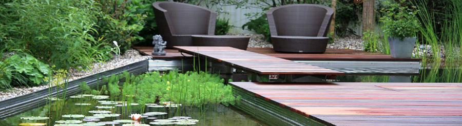 Biotop natural pools garden ponds nature pools for Alexander jehle