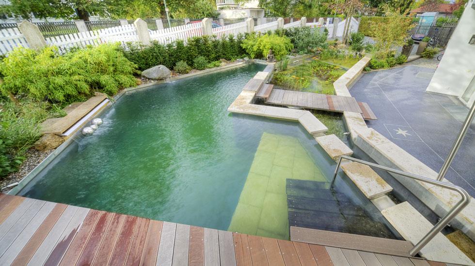 Biotop schwimmteiche gartenteiche naturpools for Tuinvijvers aanleggen
